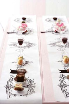 Chocolate and wine pairing, make runners with place setting and items names Cheetah Party, Casual Dinner Parties, Our Wedding, Dream Wedding, Chocolate Wine, Party Themes, Party Ideas, Party Food And Drinks, Catering Ideas