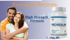 Provexum Reviews supplement fulfills that deficiency and keeps you easily inclined toward your sex.  #Provexum_Reviews