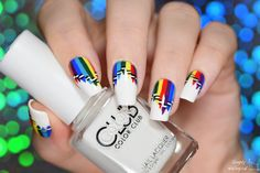 Simply Nailogical: Back to school #nail #nails #nailart