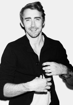 Lee Pace... swoon!