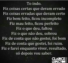 To indo...