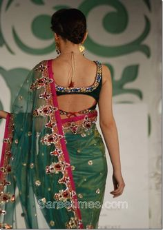 blouse designs for saree - Google Search