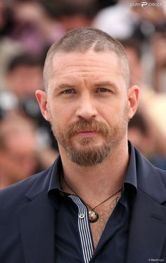 "Tom Hardy - Photocall du film ""Mad Max: Fury Road"" lors du 68e festival international du film de..."