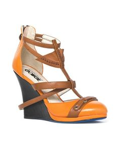 ClubCouture - gorge toffee wedges - Shoes