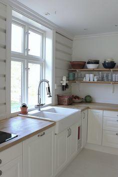 Bilderesultat for kjøkken gammelt hus