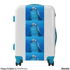 Happy Dolphin Luggage