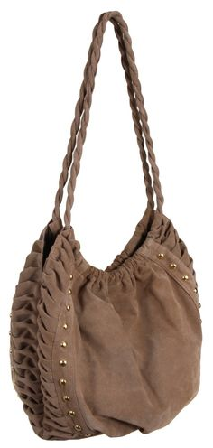 Style #354 taupe suede