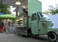 street food mobile - california backery bee 2