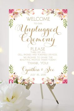 Floral borders invitations free printable invitation for Do it yourself wedding invitations templates