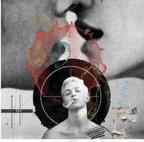 Sol y carne. Un proyecto de Collage, Diseño y Diseño editorial de Jen  Díez - 02.02.2016