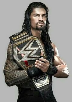 Wwe world heavyweight champion Roman reigns