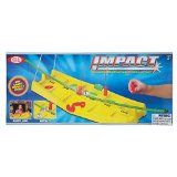 Ideal Impact combines timing with hand-eye coordination for an ultimate battle of skills. Knock the marble off the track at the right time to win this swinging pendulum game. Slinky Toy, Classic Board Games, Science Kits, Games To Buy, Knock Knock, Children, Kids, Battle