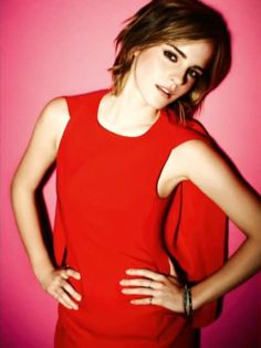 Emma Watson, photoshoot by Alex Lubomirski, 2012.