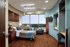 2013 Healthcare Interior Design Competition : IIDA : Best of Category, Hospitals : Baylor Medical Center at McKinney, Texas