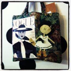 Vogue vintage bag