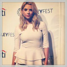 #ShareIG OMG, @Ashley Benson! Where can we get your dress?!