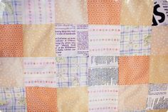 Patch Work Quilt for Wedding Decoration