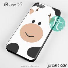 animal cow qute Phone case for iPhone 4/4s/5/5c/5s/6/6 plus