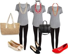 """""""IDEAS PARA EMBARAZADAS"""" by chicandclassic ❤ liked on Polyvore"""