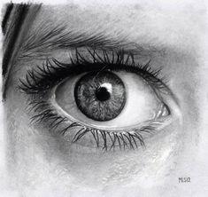 Hyperrealistic Pencil Drawings Look Deeply Into Soulful Eyes - My Modern Metropolis