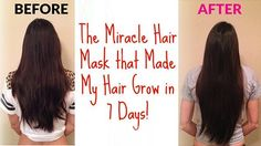 Wanna know the BEST and FASTEST way to grow you hair? You've come to the right place! As a sufferer of thin, breaking, barely there hair, I've tried my fair share of hair masks for long hair, and w…
