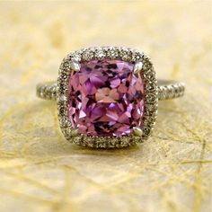 Lavender Kunzite. I don't know what that is... but I love it.