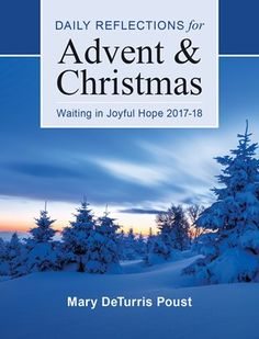 <p>Prepare spiritually for the coming of Christ with this popular, easy-to-use annual guide. During the especially busy Advent and Christmas seasons, this book offers brief, down-to-earth reflections that bring prayer and Scripture into everyday life in a thought-provoking and lasting way. Through Mary DeTurris Poust's insightful reflections on Scripture readings from the daily Mass, readers will grow in their understanding of the word of God. This book will help busy people achieve...