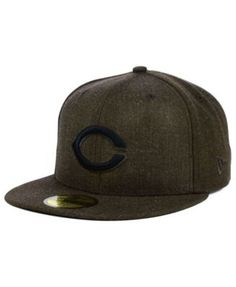 New Era Cincinnati Reds All Brownie 59FIFTY Cap