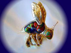 fire agate bee