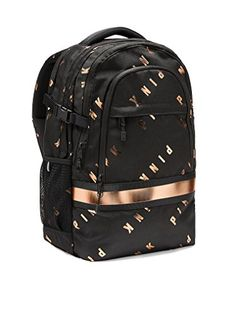 Vs Pink Backpack, Backpack For Teens, Black Backpack, Diaper Backpack, Backpack Bags, Diaper Bags, Mochila Victoria Secret, Victoria Secret Backpack, Cute Backpacks For School