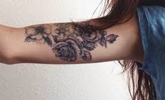 Image result for inside arm tattoo