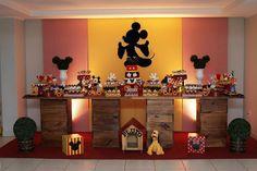 Decoração Festa Princesas Disney