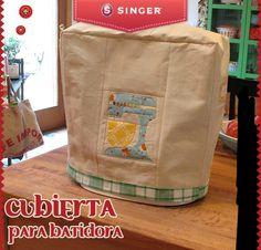 Cubierta para batidora #yolohice #Singer #regalos – Singer México