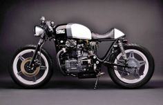Honda CX500 Cafe Racer #motos #caferacer #motorcycles | Vintgarage