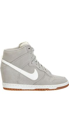 the best attitude a2e03 8e46f Nike Dunk Sky Hi City Wedge Sneaker (Women) Nordstrom Fashion is a  Lifestyle!