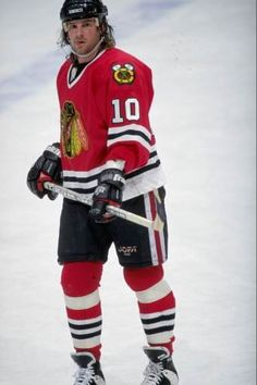 Tony Amonte, Chicago Blackhawks