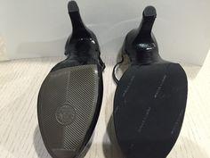 detalle de la suela Filis de los zapatos del Crazy Horse