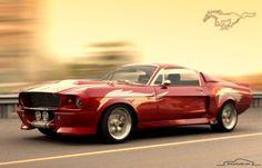 Existe algo mejor??? 1967 Mustang Fastback