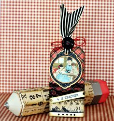 #DIY end of the year gifts for teachers