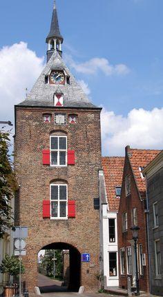 Lekpoort in Vianen | Monument - Rijksmonumenten.nl