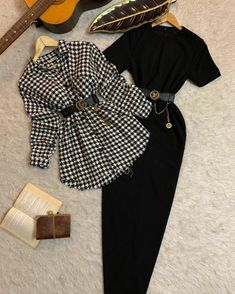 Cute Skirt Outfits, Cute Casual Outfits, Girls Fashion Clothes, Teen Fashion Outfits, Clueless Outfits, Ideias Fashion, Dresses, Beige Aesthetic, Amazing Dresses