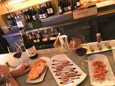 Tapas Vinya del senor #barcelone #cityguide #baravin