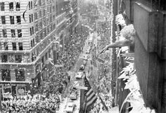 Jack Manning, The New York Times Apollo 11 Parade