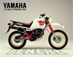 Japanese Motorcycle, Motorcycle Style, Bike Style, Yamaha Xt 600, Yamaha Motorcycles, Enduro Vintage, Vintage Bikes, Retro Bikes, Dual Sport