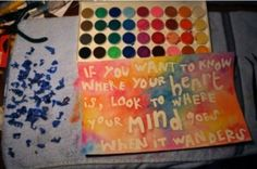 When the mind wanders