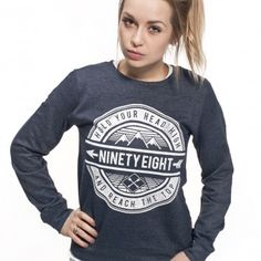 NINETY EIGHT CLOTHING THE TOP