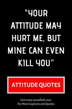 Attitude Quotes - Best Attitude quotes for Boys Quotes In Hindi Attitude, Attitude Quotes For Boys, Girl Attitude, Hindi Quotes, Caption For Nature, Caption For Girls, Boys Quotes For Girls, Boy Quotes, Attitude Caption For Instagram