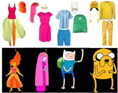 adventure time halloween costumes - Google Search