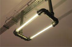 Atomic Clear Tube Lighting