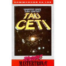 Tau Ceti for Commodore 64 from Ricochet/Mastertronic